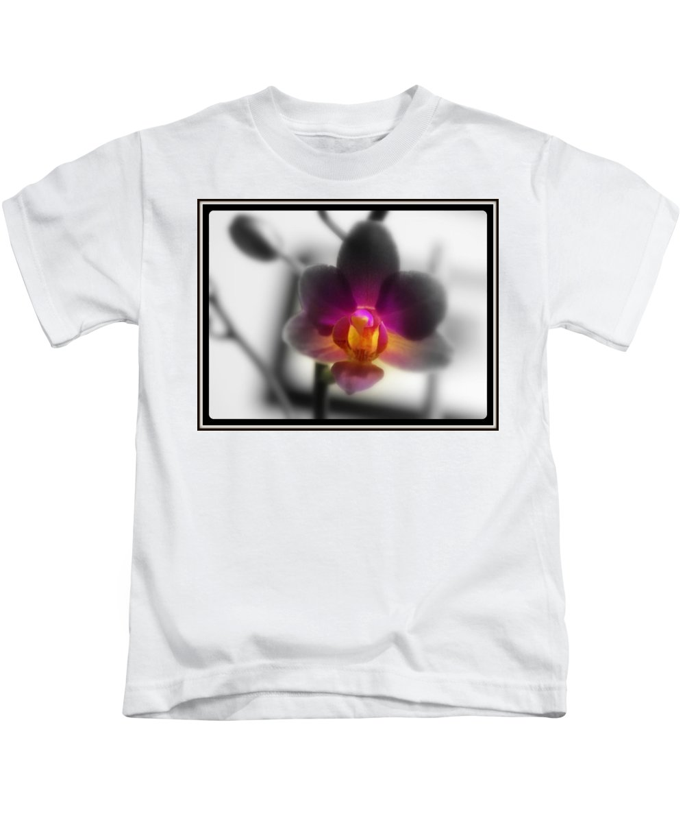 Flower Kids T-Shirt featuring the digital art My Lil Treasure by Teri Schuster