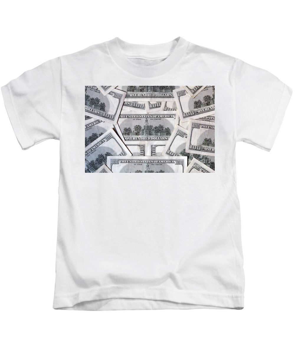 Money Kids T-Shirt featuring the photograph Pocket Change - 2 by Paul W Faust - Impressions of Light