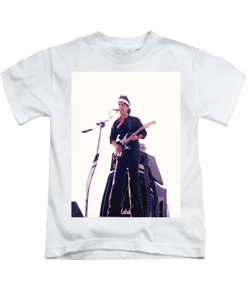 Spirit Kids T-Shirt featuring the photograph Spirit At The Gorge 16a by Ben Upham