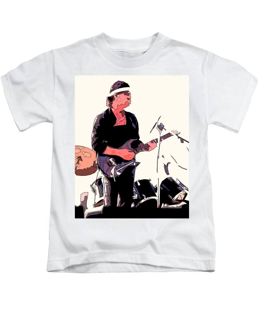 Spirit Kids T-Shirt featuring the photograph Spirit At The Gorge 6a by Ben Upham