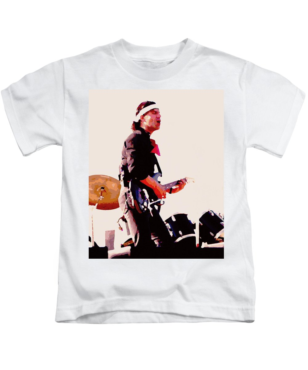 Spirit Kids T-Shirt featuring the photograph Spirit At The Gorge 7c by Ben Upham