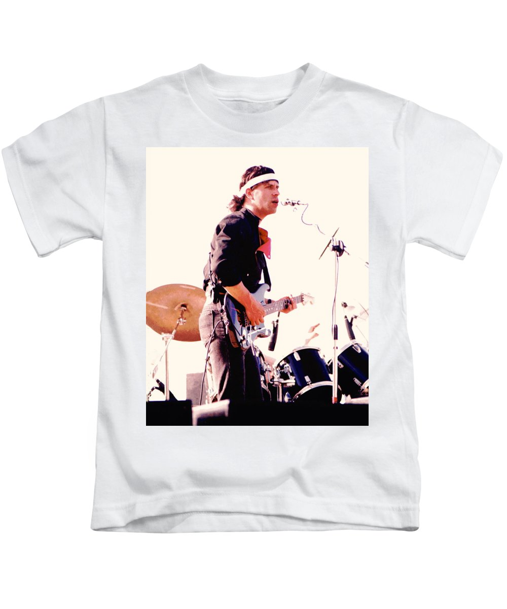 Spirit Kids T-Shirt featuring the photograph Spirit At The Gorge 9 by Ben Upham