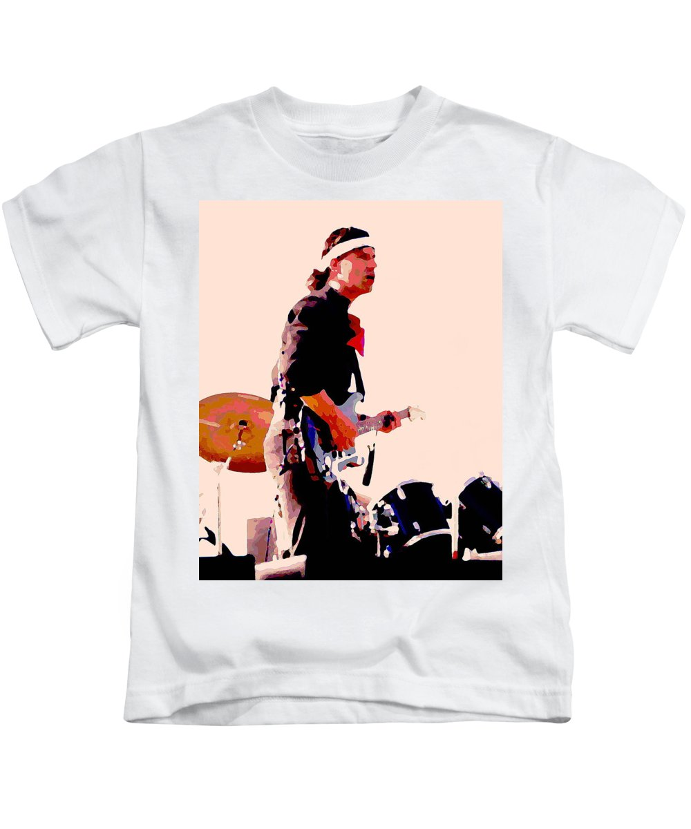 Spirit Kids T-Shirt featuring the photograph Spirit At The Gorge 9a by Ben Upham