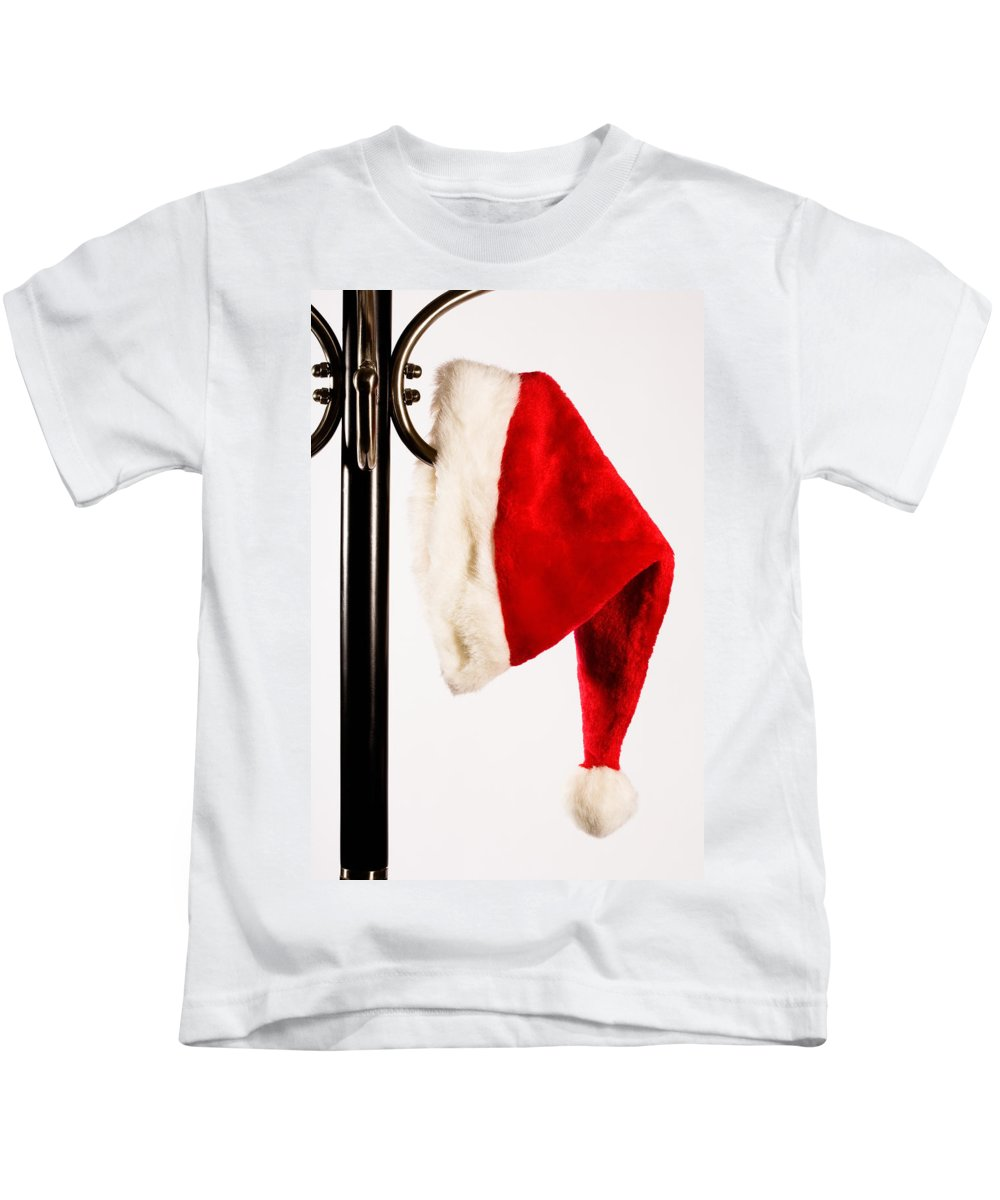 Fun Kids T-Shirt featuring the photograph Waiting For Christmas Day by Diane Macdonald