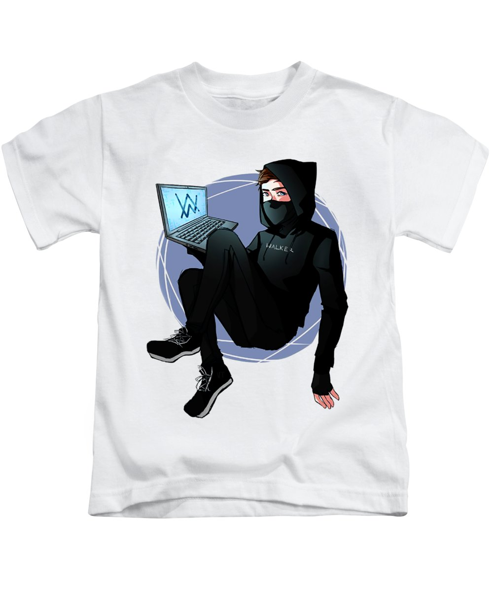 5618d9ea4 Alan Walker Kids T-Shirt for Sale by Pono Tukino