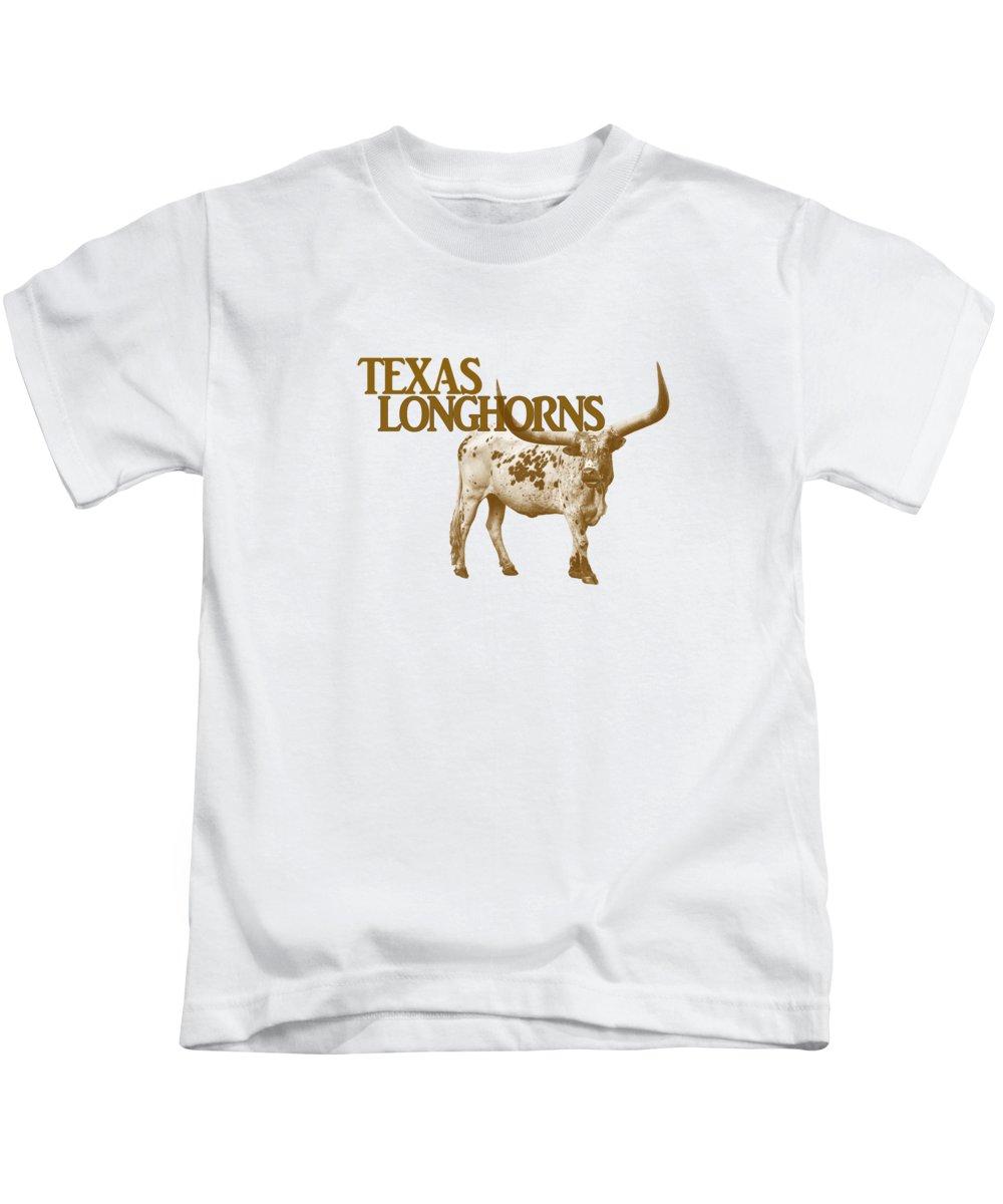 89d04a295d3 Ut Austin Kids T-Shirts