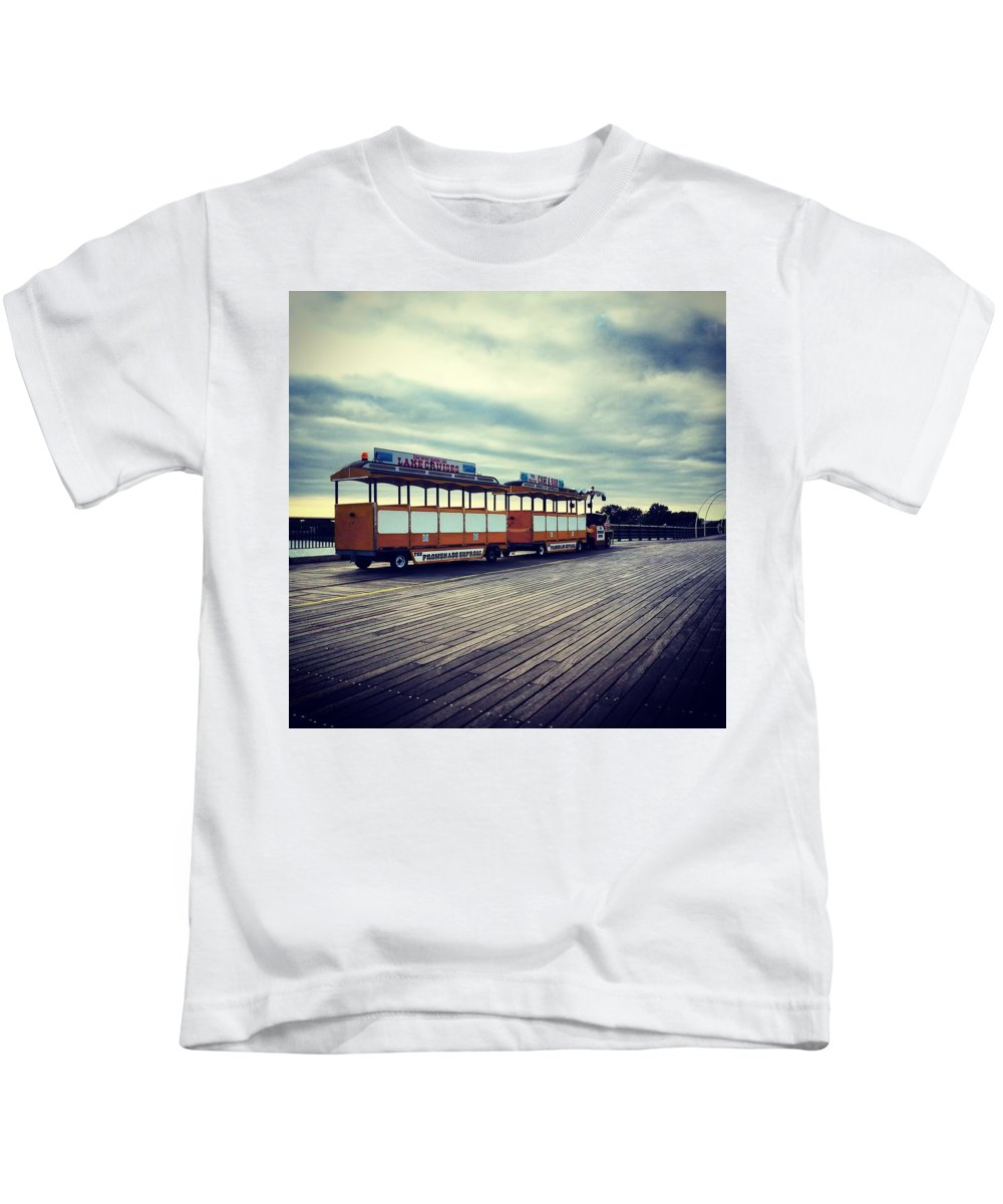 Landscape Kids T-Shirt featuring the photograph Untitled by Imogen Imaging