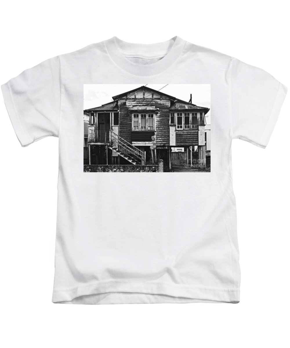 Home Kids T-Shirt featuring the photograph $1,000,000 by Jeff Masters
