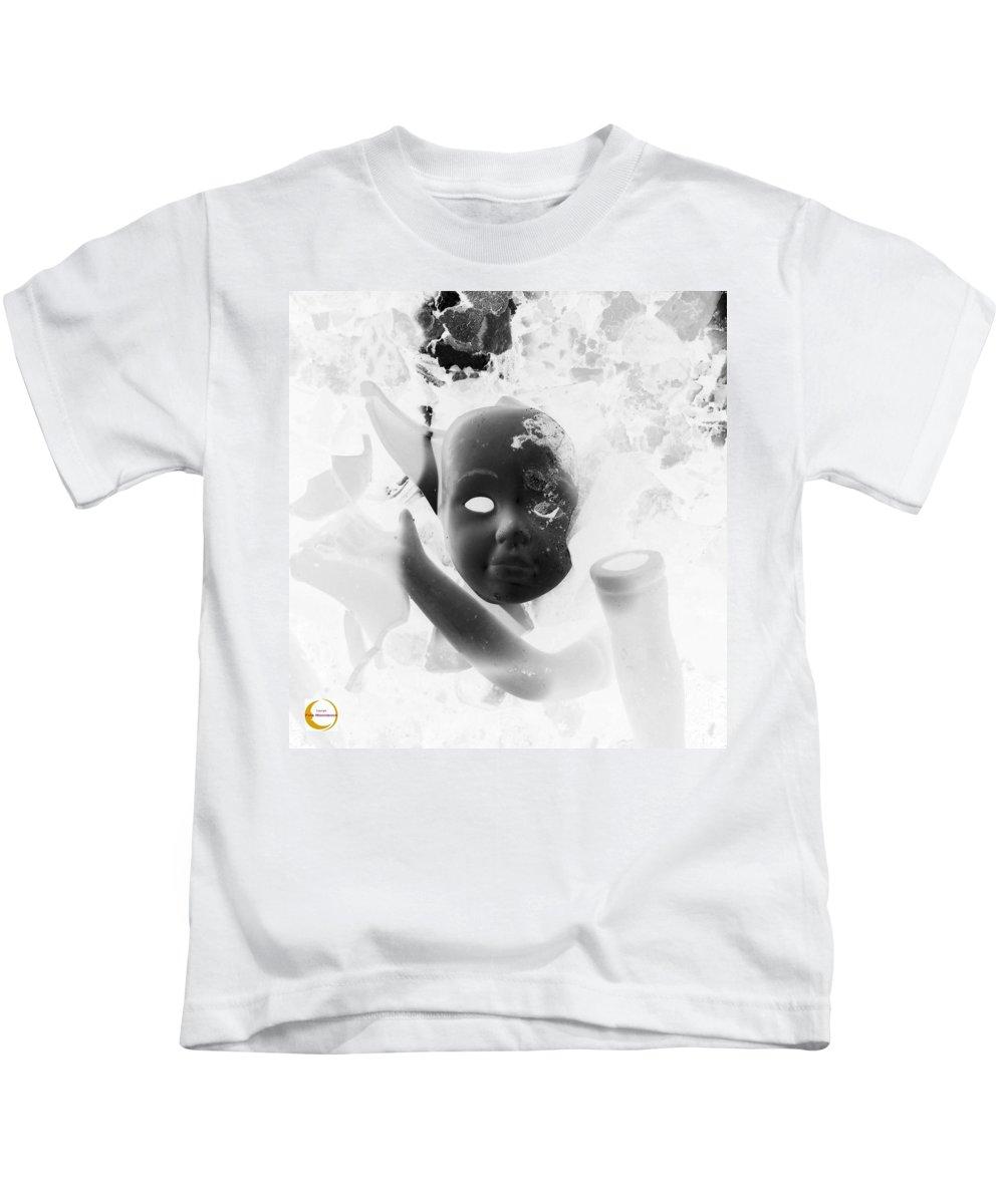 Broken Kids T-Shirt featuring the photograph #11 by Luciano Fais