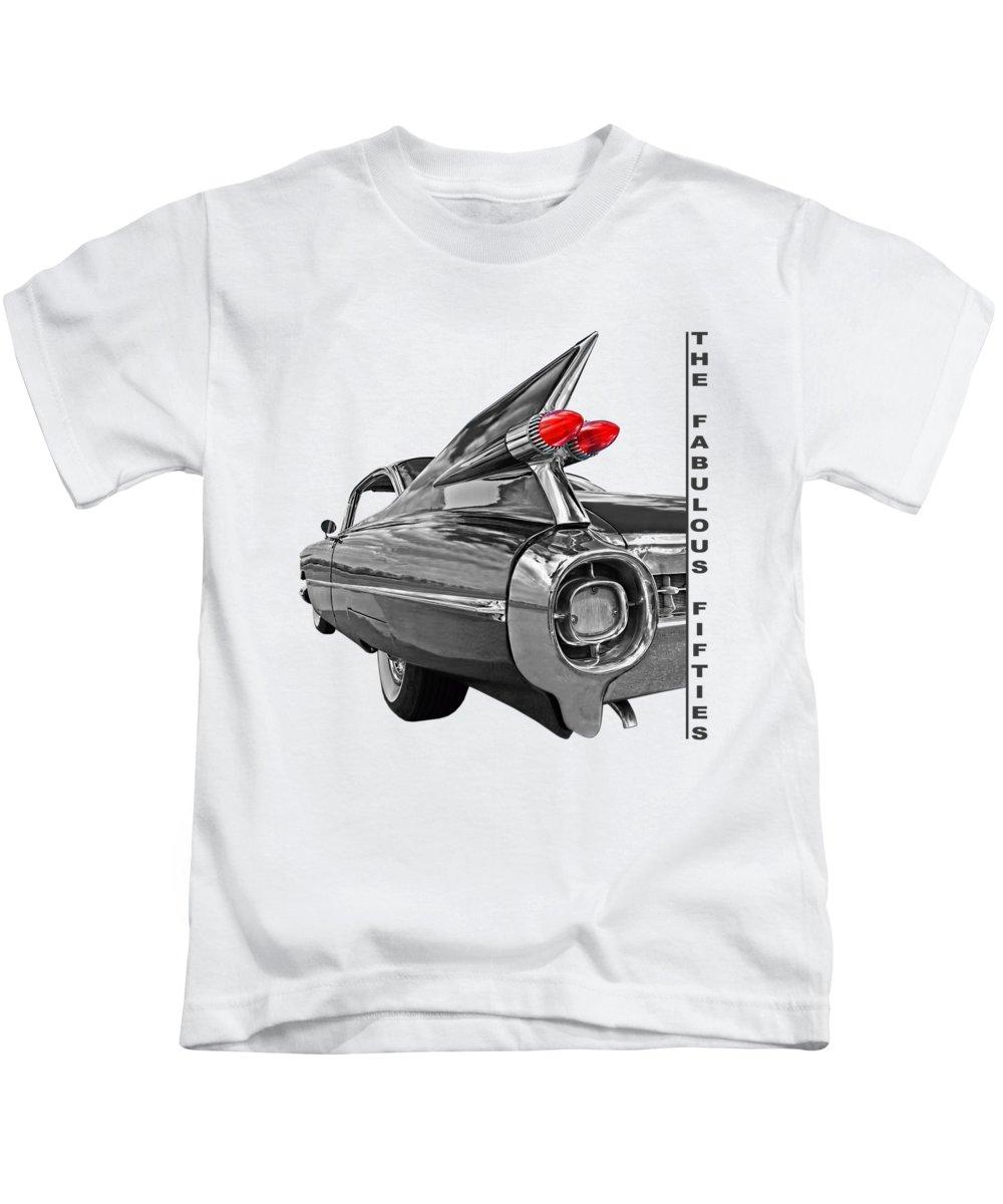 Vintage Auto Photographs Kids T-Shirts