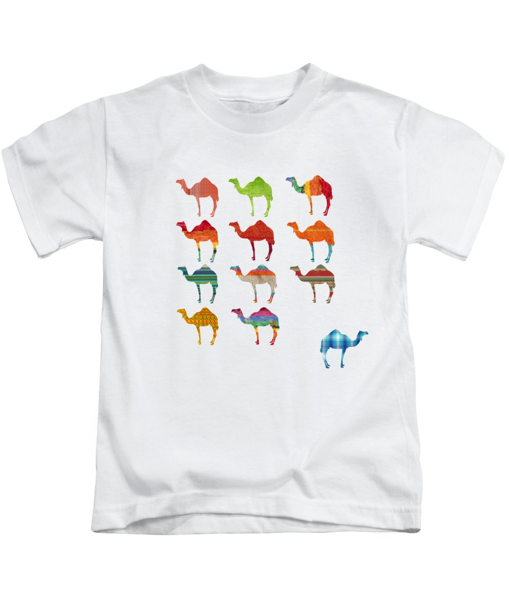 Camel Kids T-Shirts