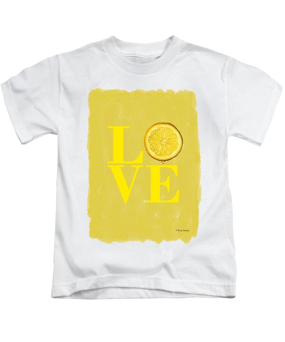 Lemon Kids T-Shirts