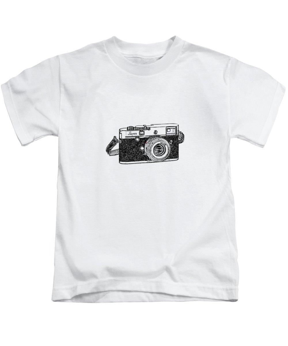 Camera Kids T-Shirts