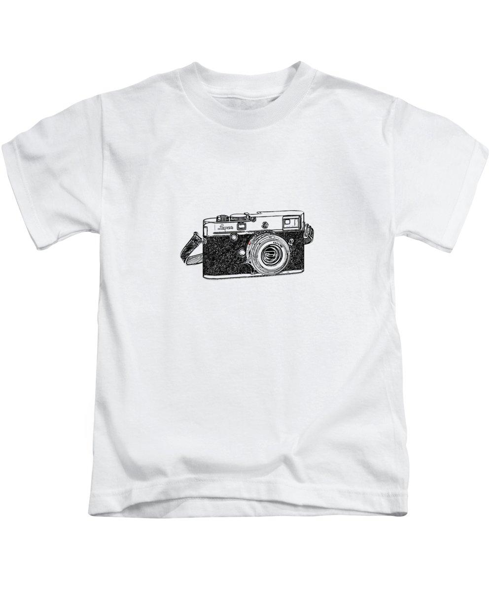 Lens Kids T-Shirts