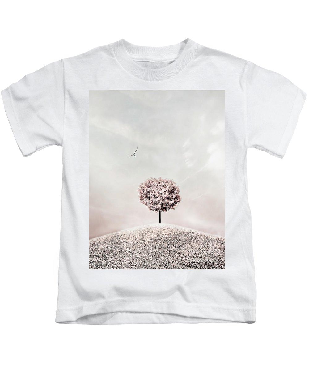 Photodream Kids T-Shirt featuring the photograph Still by Jacky Gerritsen