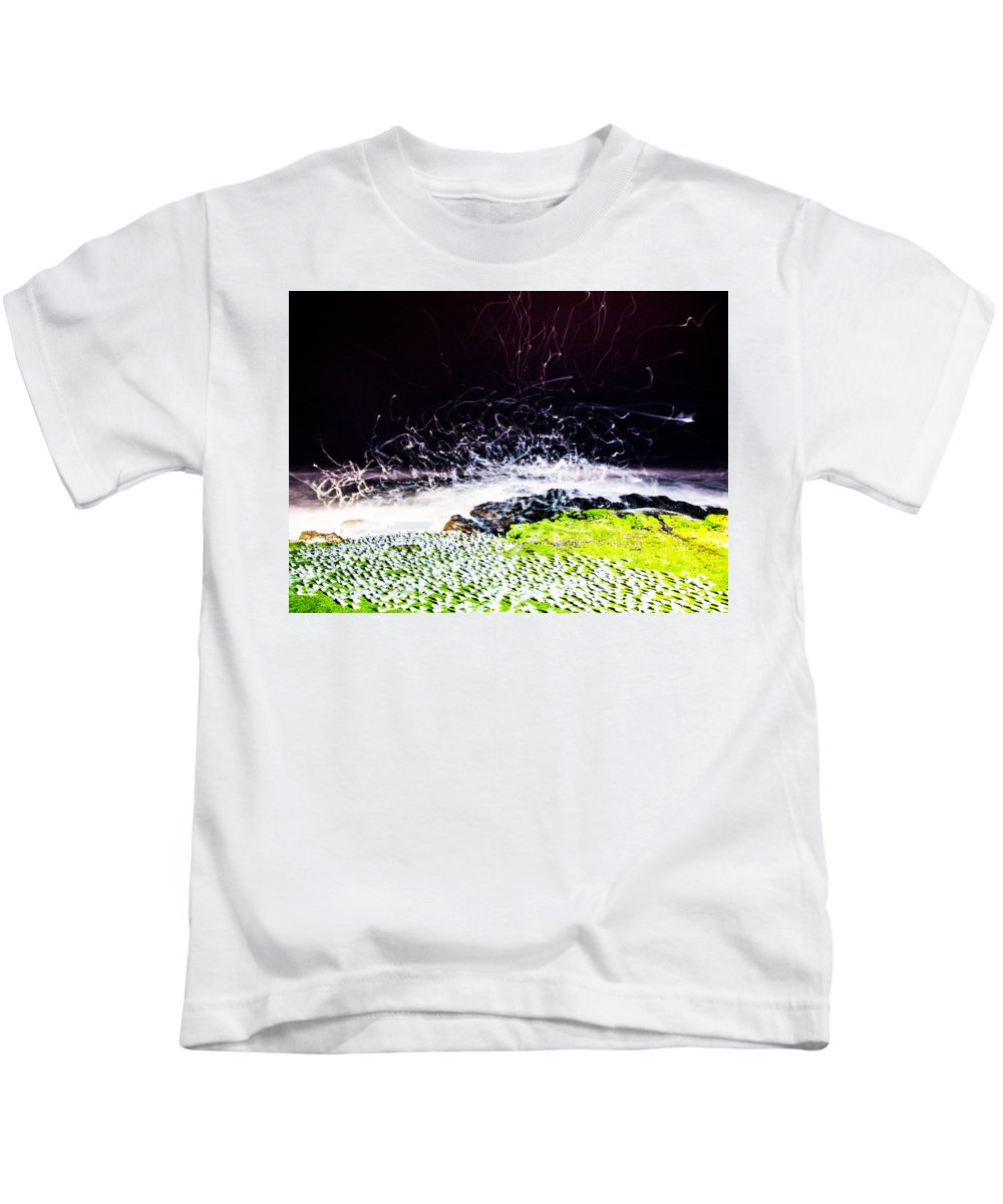 Kids T-Shirt featuring the photograph The Adobe by Angus Hooper Iii