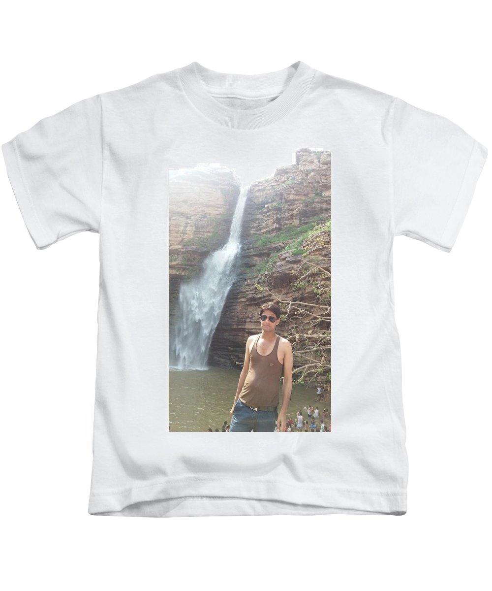 Harpal Singh Jadon Kids T-Shirt featuring the photograph Harpal Singh Jadon by Harpal Singh Jadon