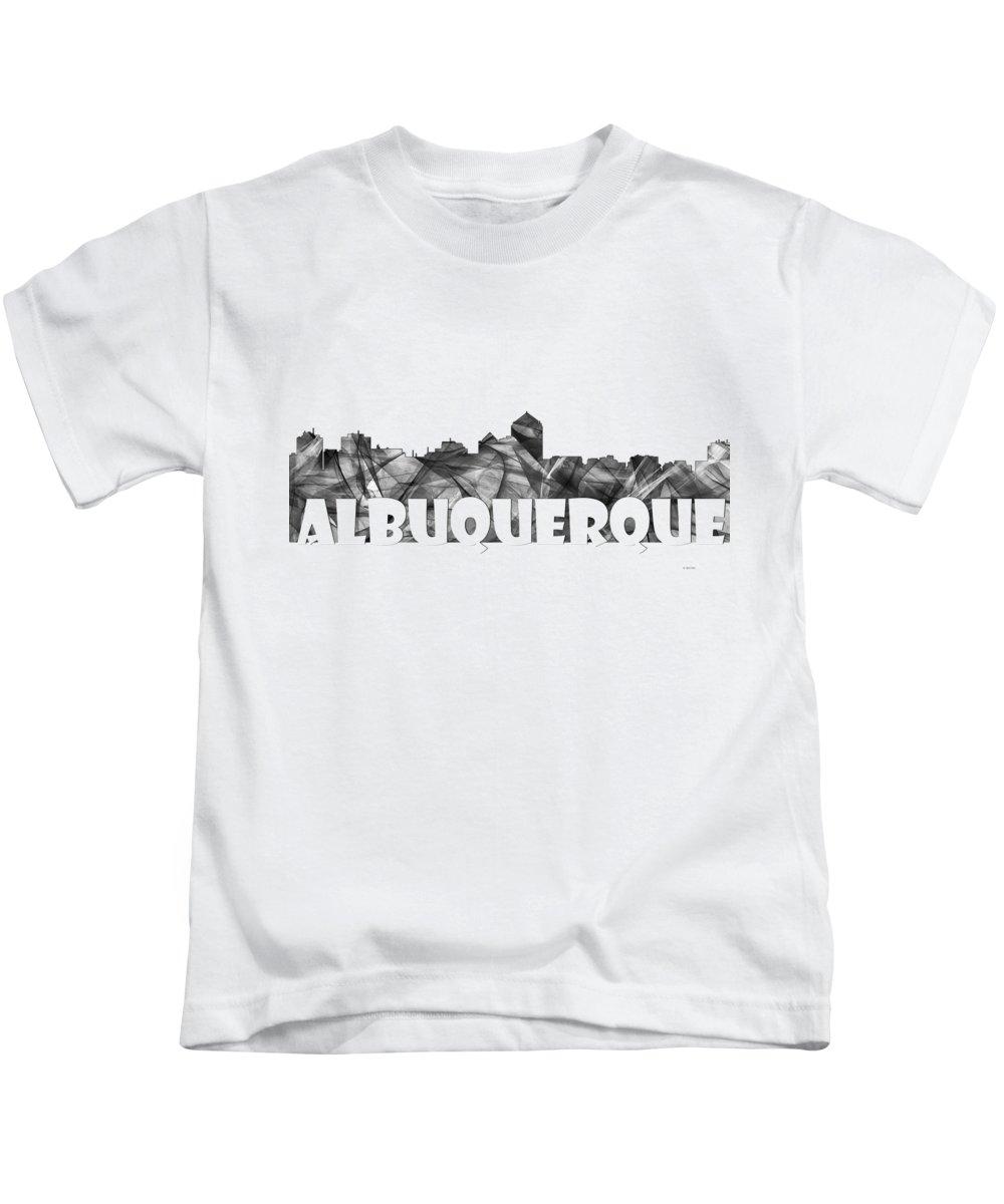 New Mexico Landscape Kids T-Shirts