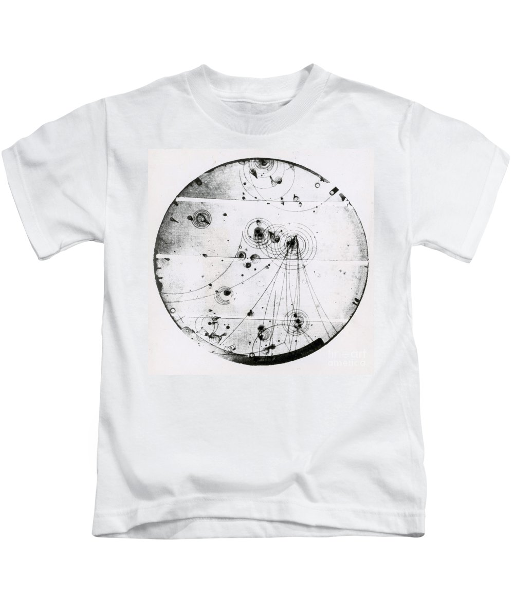 Particle Track Kids T-Shirts