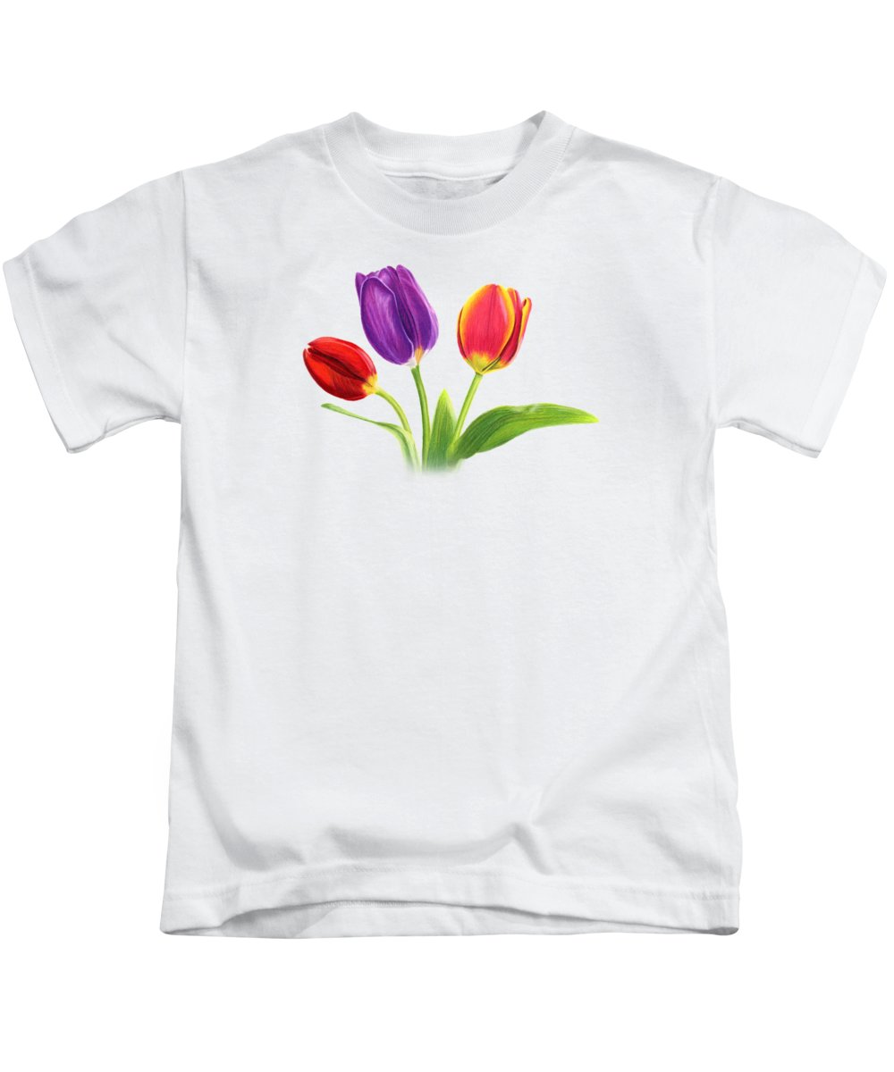 Tulip Kids T-Shirts