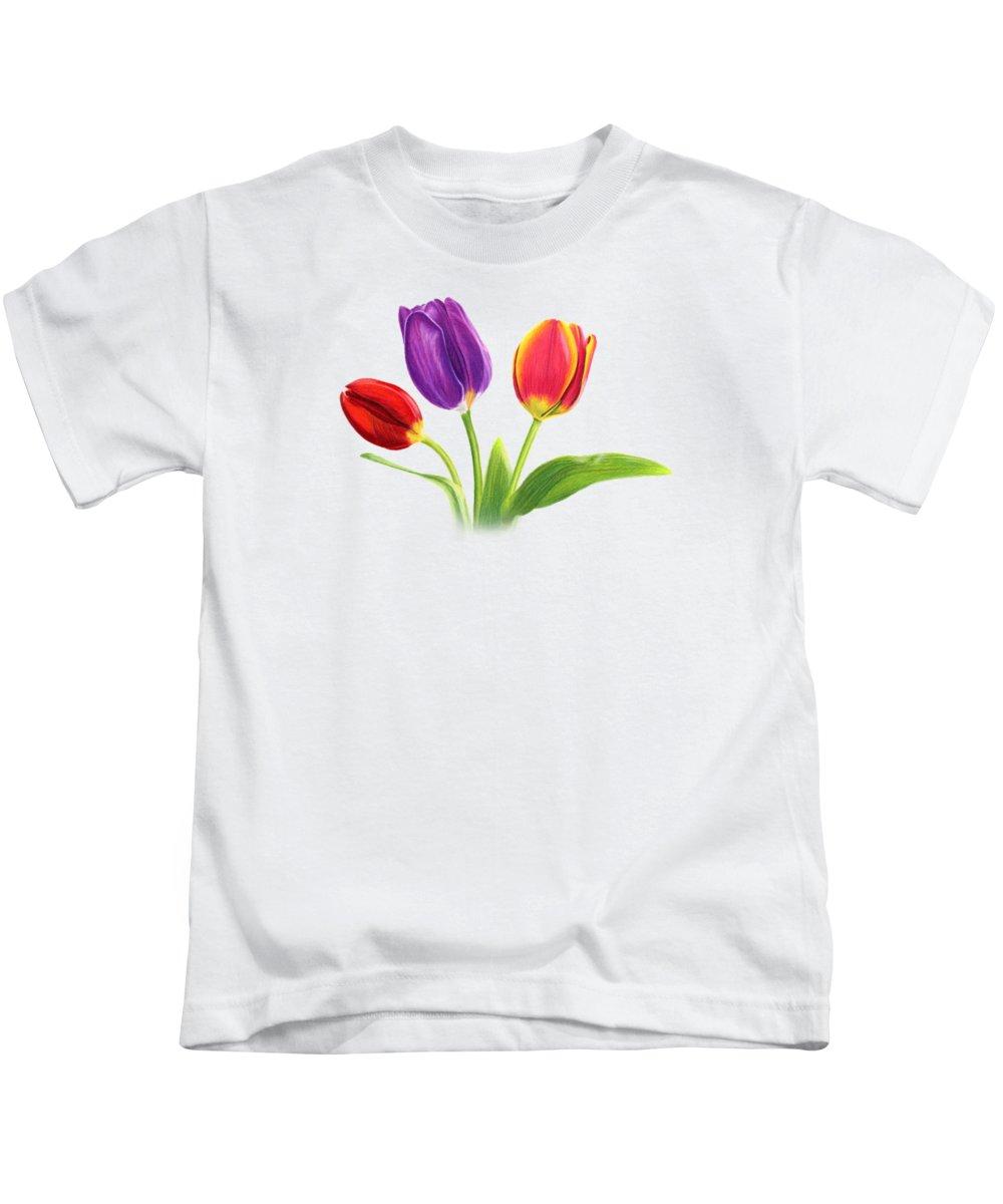 Tulip Kids T-Shirts