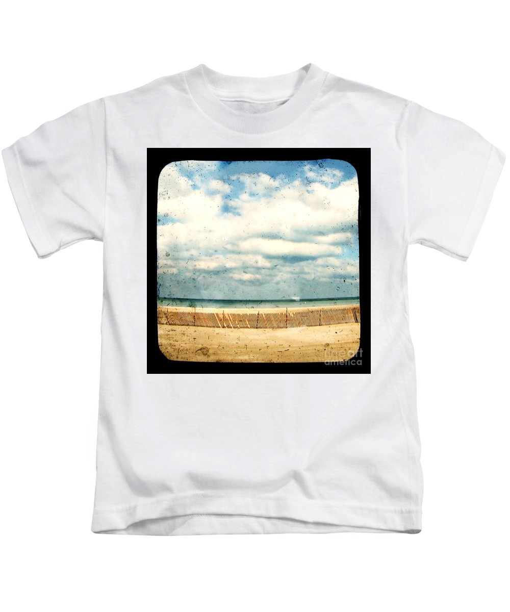 Ocea Kids T-Shirt featuring the photograph At Rest by Dana DiPasquale