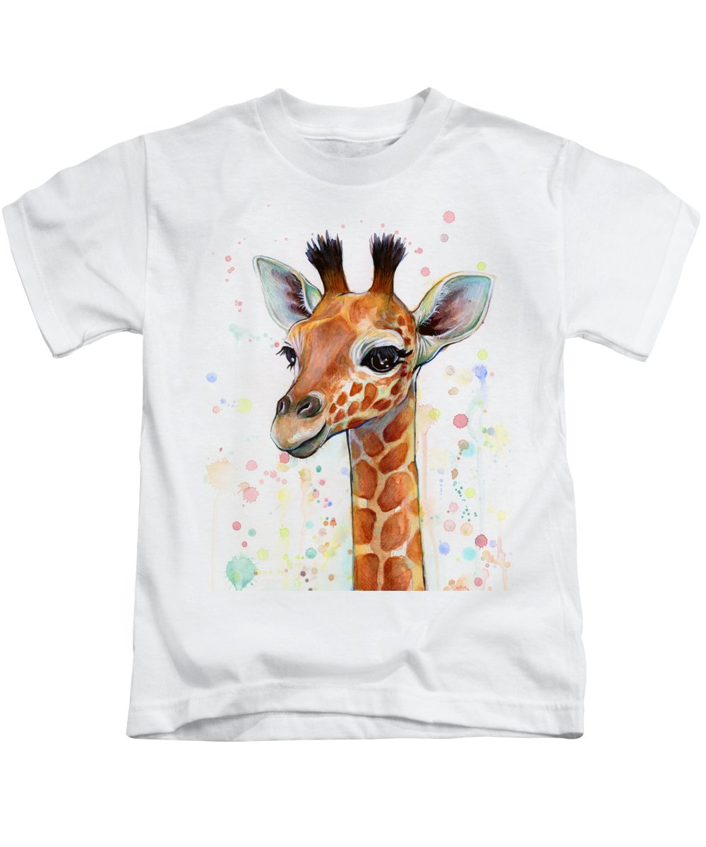 Boys Room Paintings Kids T-Shirts