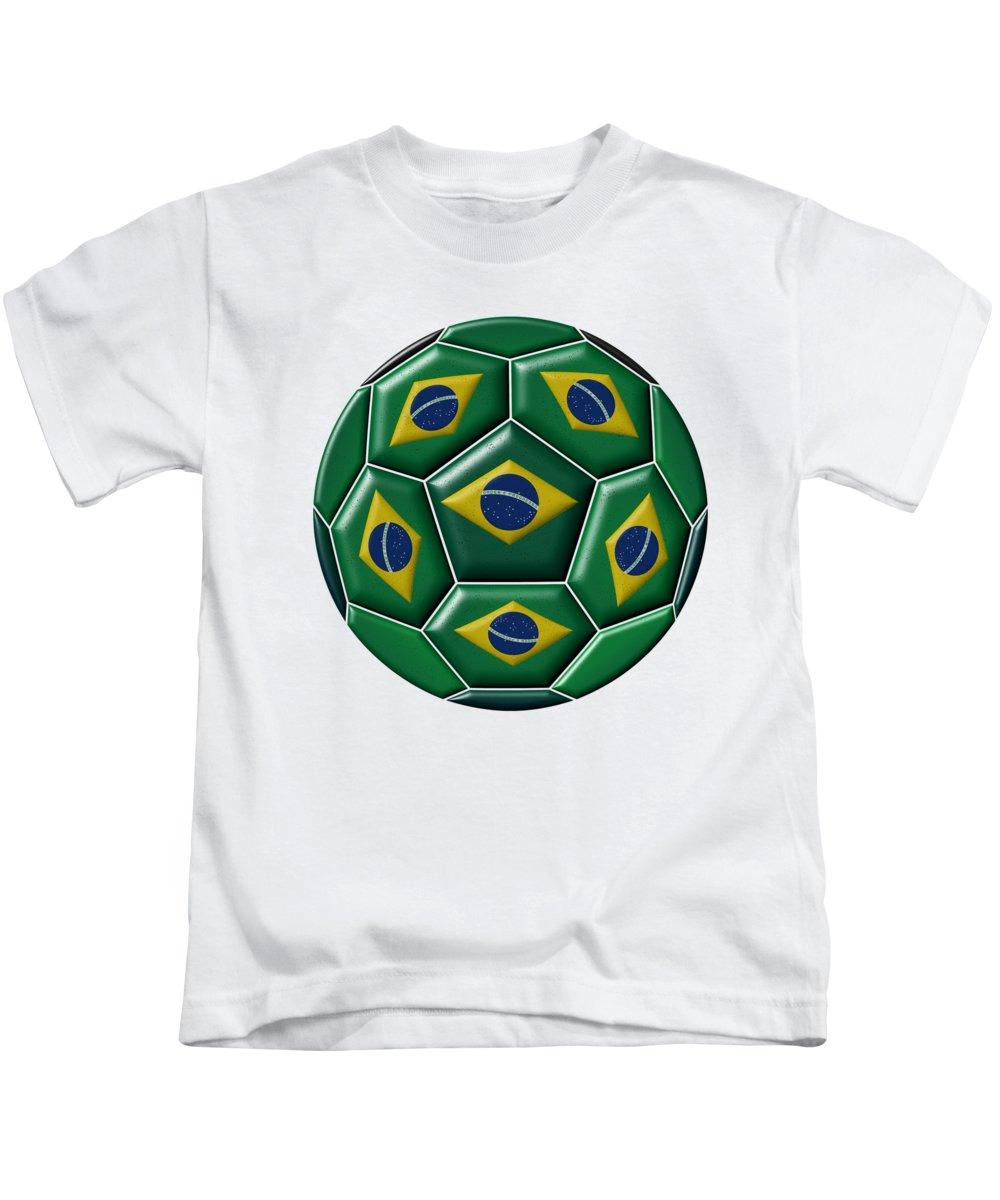 Championship Photographs Kids T-Shirts