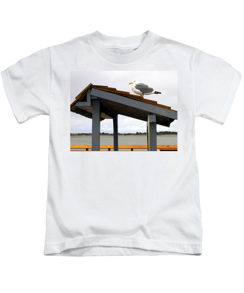 Bandon Kids T-Shirt featuring the photograph Bandon 3 by Will Borden