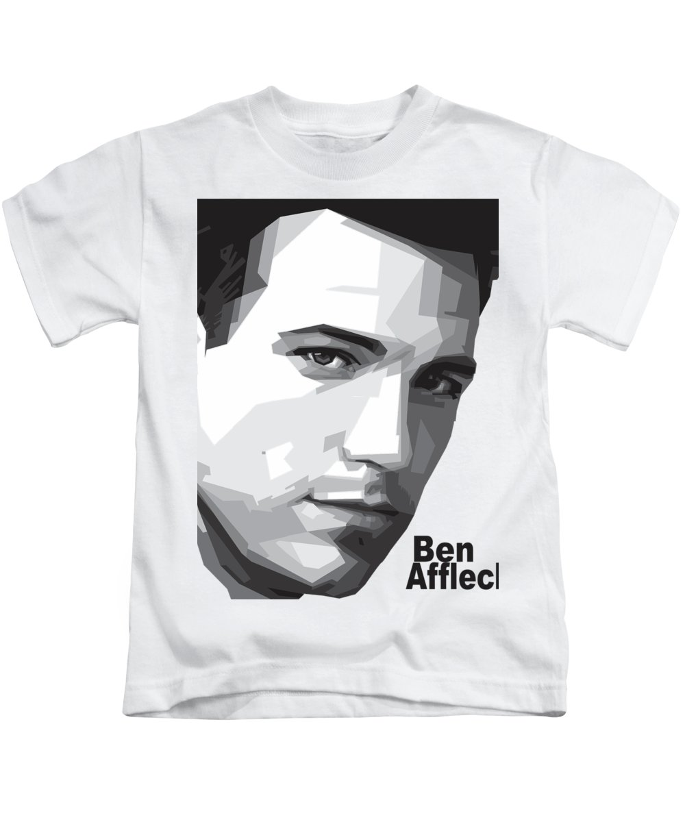 Ben Affleck Kids T-Shirts