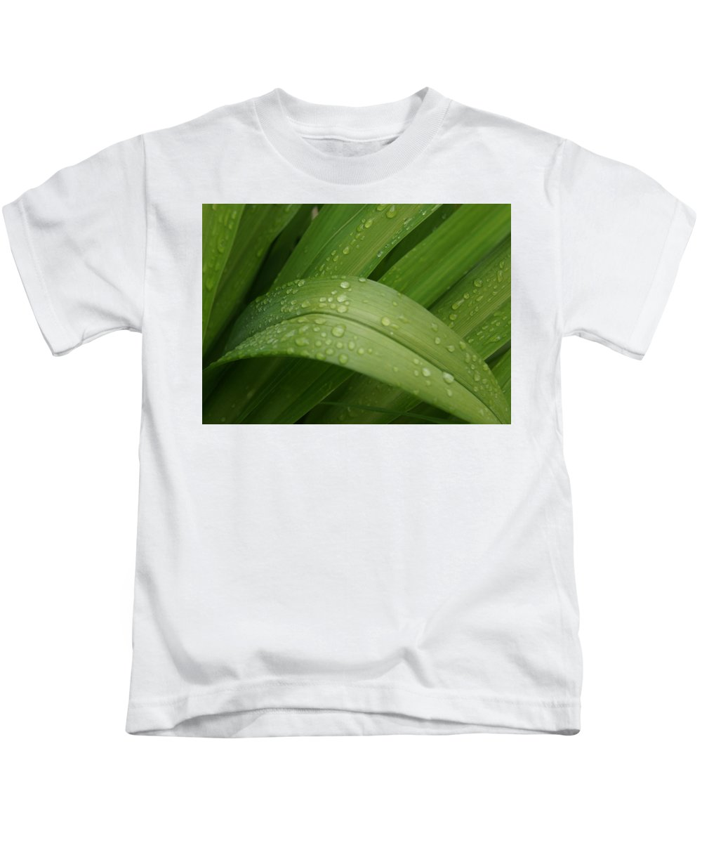 Lily Kids T-Shirt featuring the photograph Big Lily by Kristi Ulrich