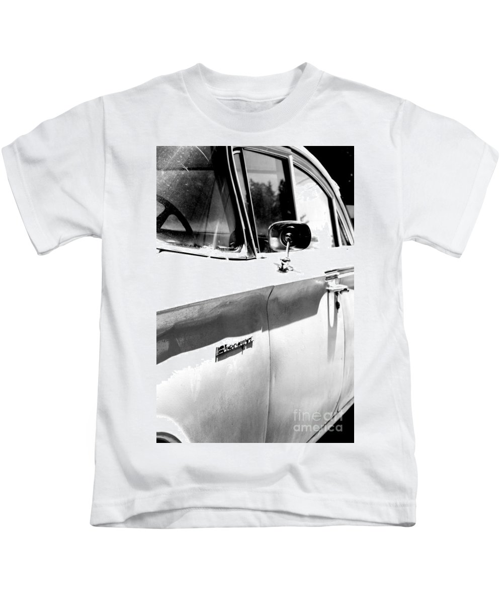 Biscayne Kids T-Shirt featuring the photograph Biscayne by Amanda Barcon