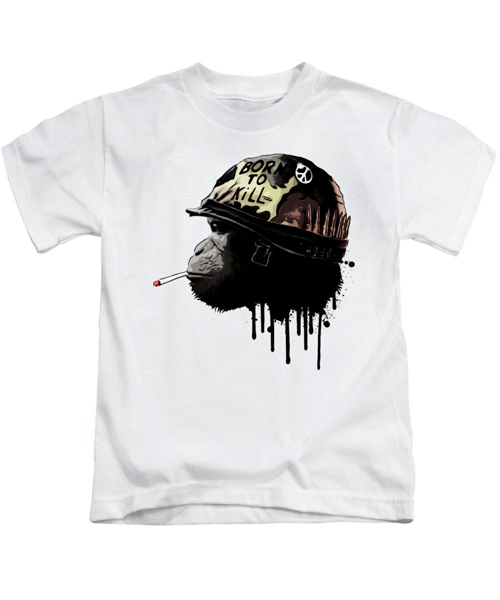 Military Kids T-Shirts