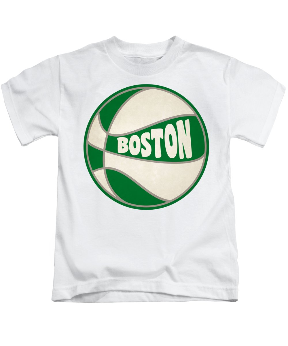 cheap for discount 0c2e6 5fa11 Boston Celtics Retro Shirt Kids T-Shirt