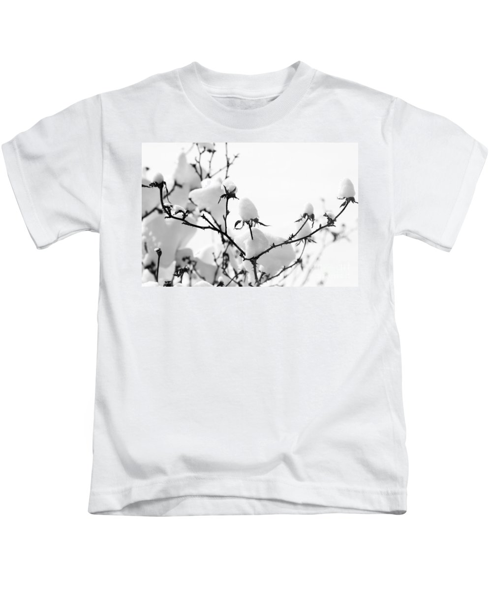 Branches Kids T-Shirt featuring the photograph Branches by Amanda Barcon