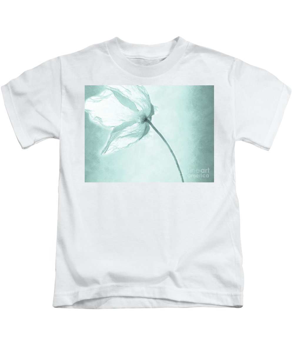 Flower Kids T-Shirt featuring the painting Breeze by Jacky Gerritsen