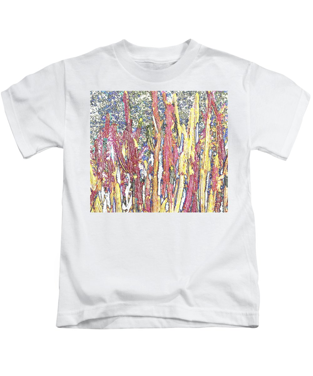 Forest Kids T-Shirt featuring the photograph Brimstone Forest by Ian MacDonald