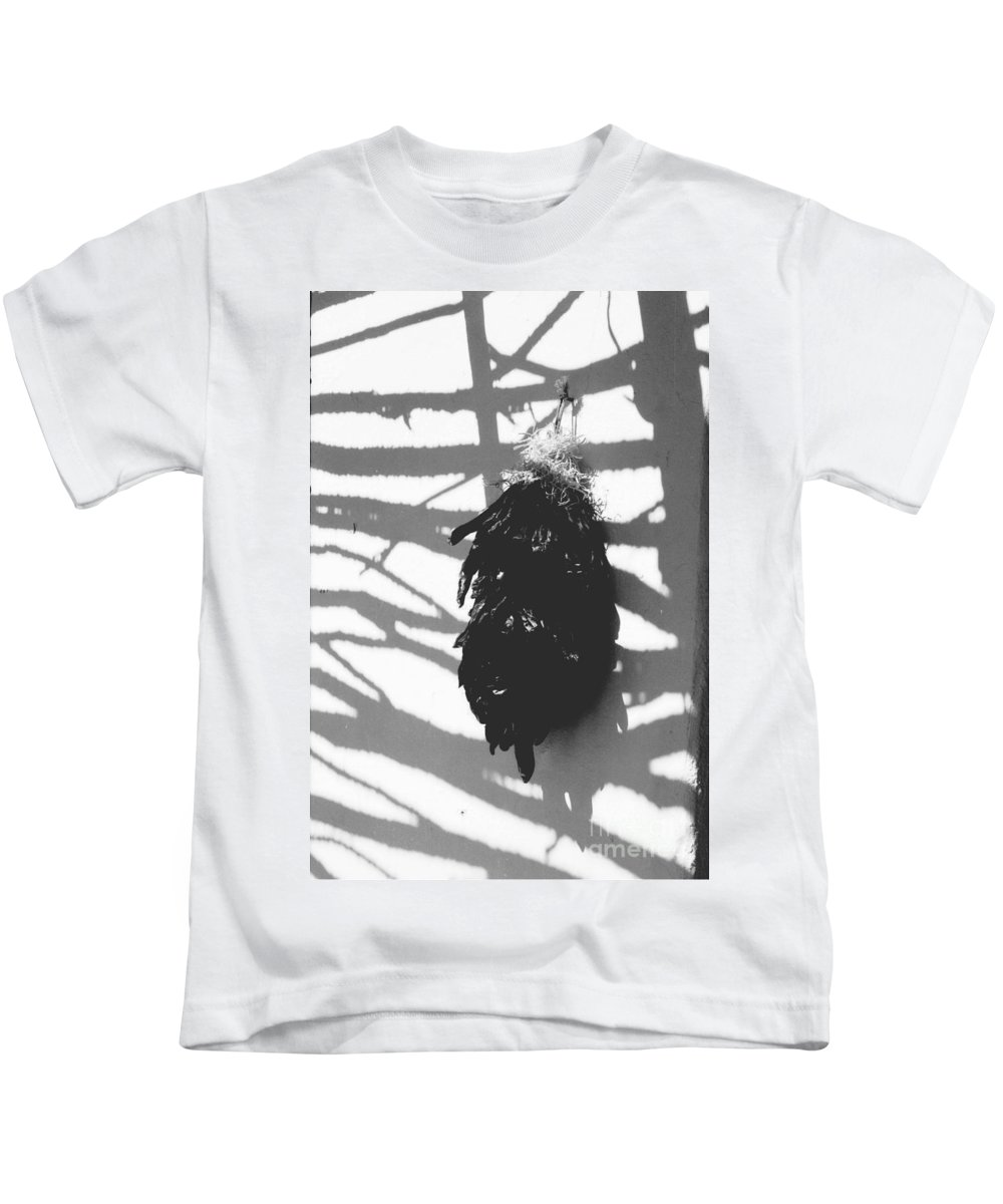 Chiles Kids T-Shirt featuring the photograph Chiles by Kathy McClure