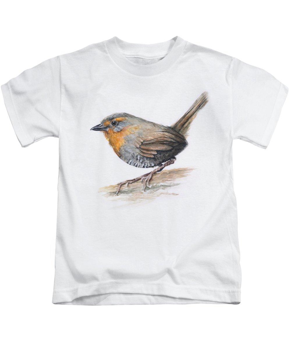 South American Kids T-Shirts