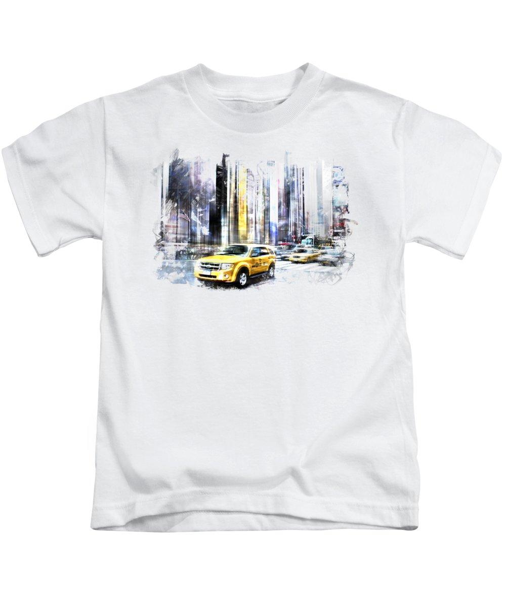 Times Square Kids T-Shirts