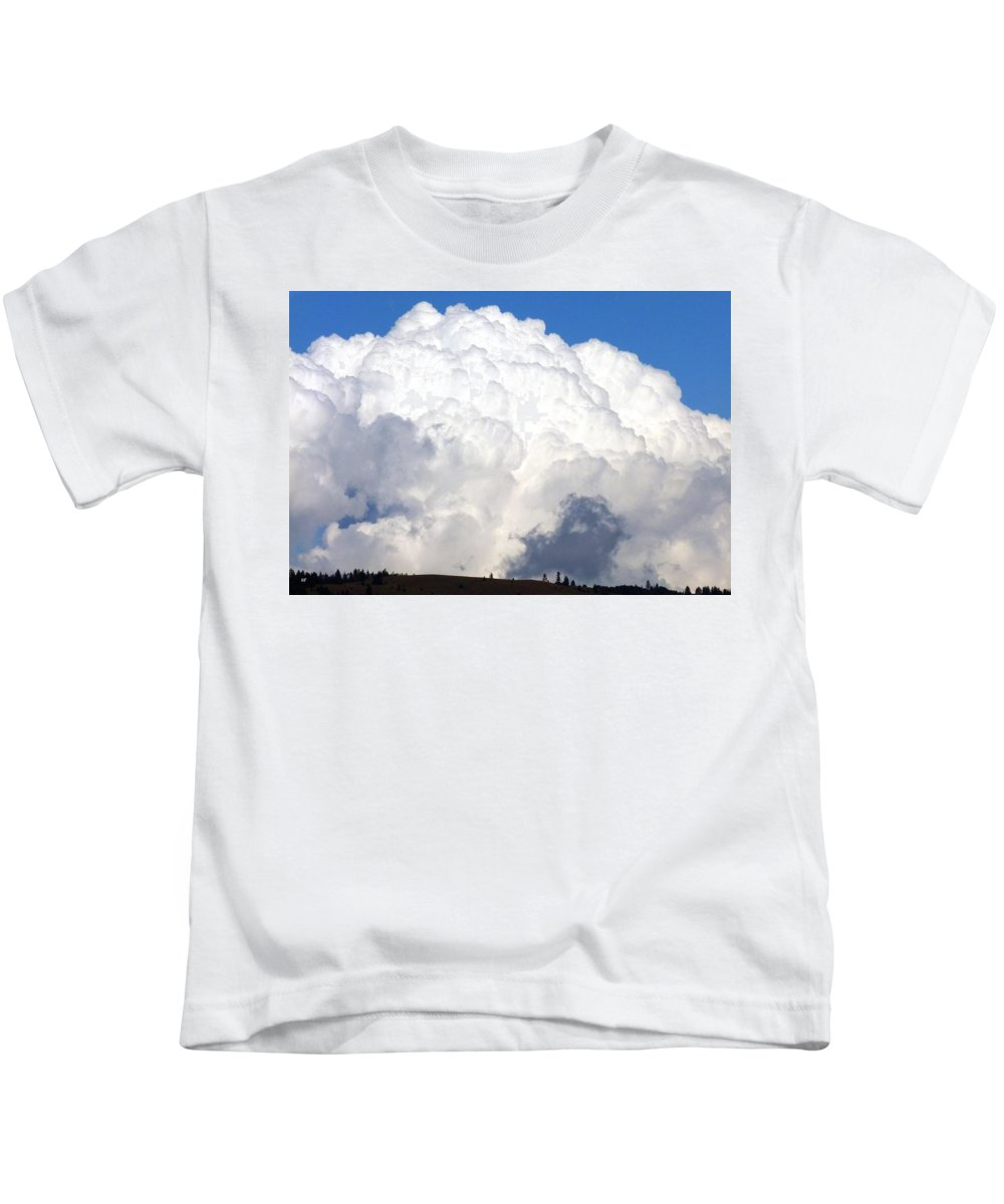 Sky Kids T-Shirt featuring the photograph Cloud Nine 10 by Will Borden