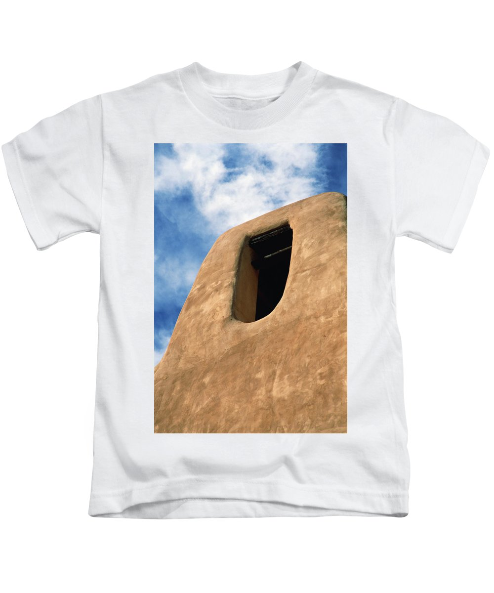 Southwest Kids T-Shirt featuring the photograph Connection by Jim Benest