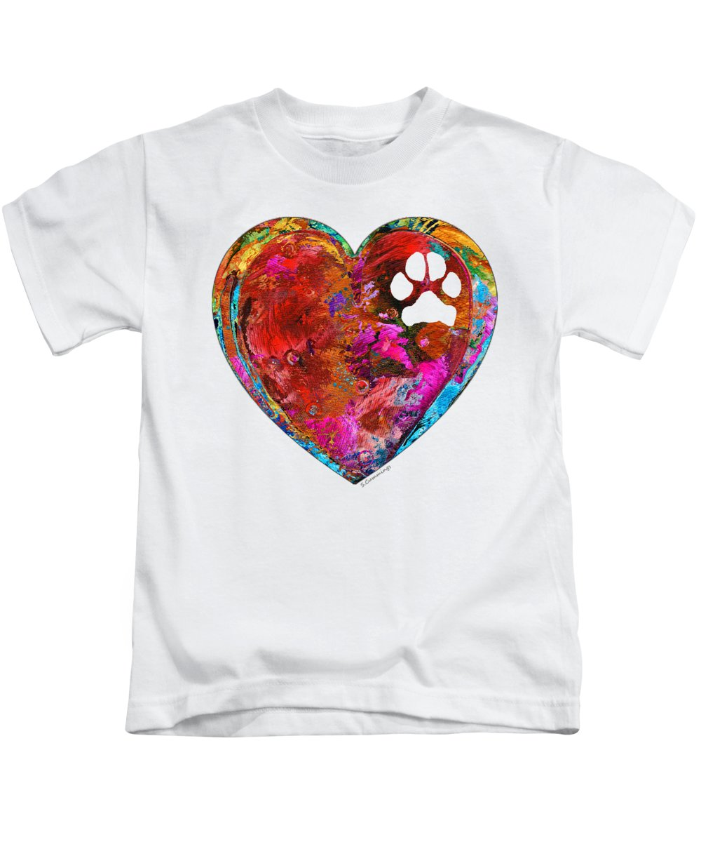 Boston Kids T-Shirts