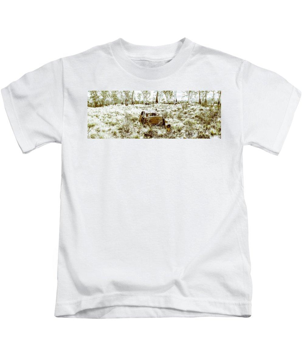 Desolation Wilderness Kids T-Shirts