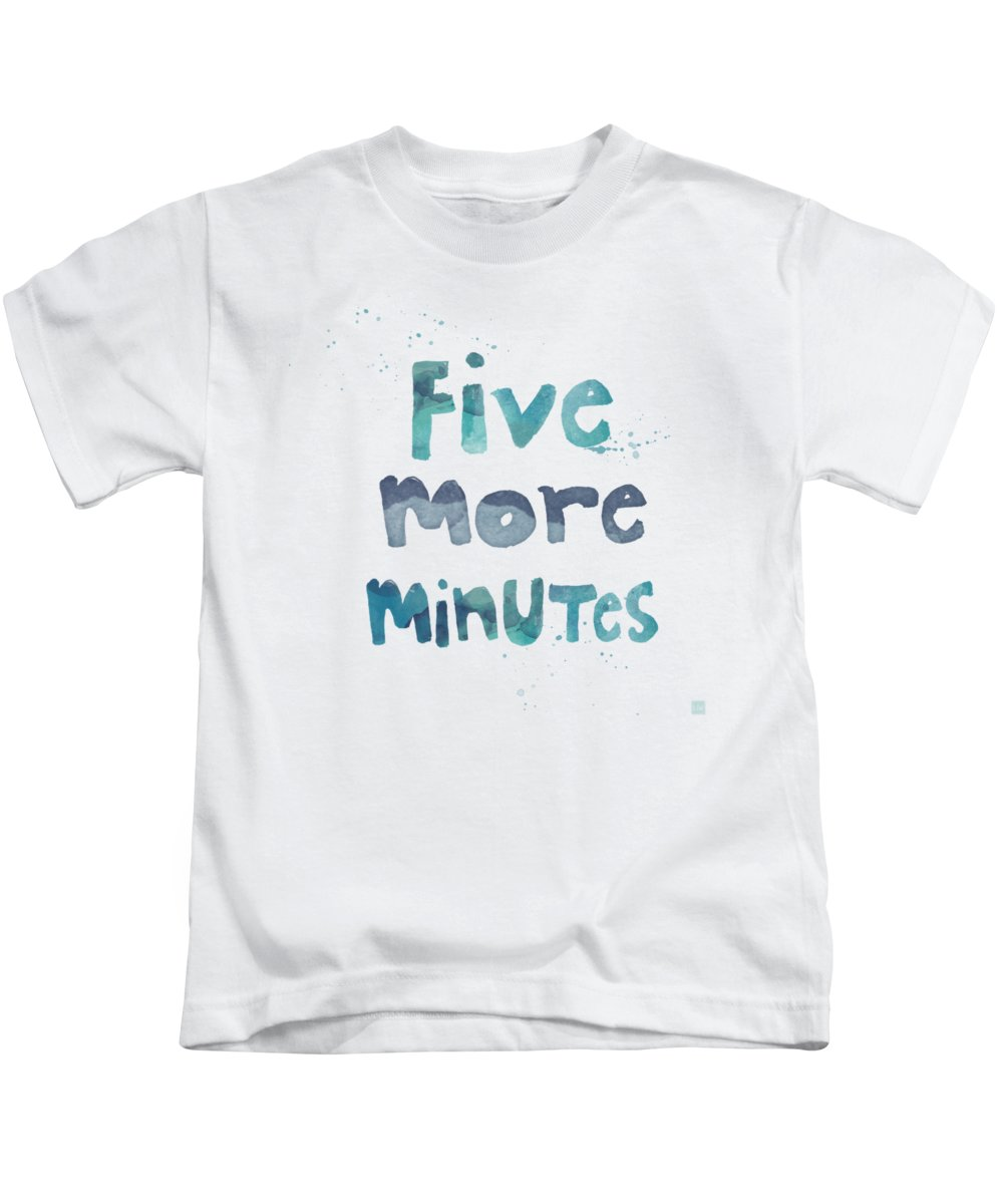 Time Kids T-Shirts