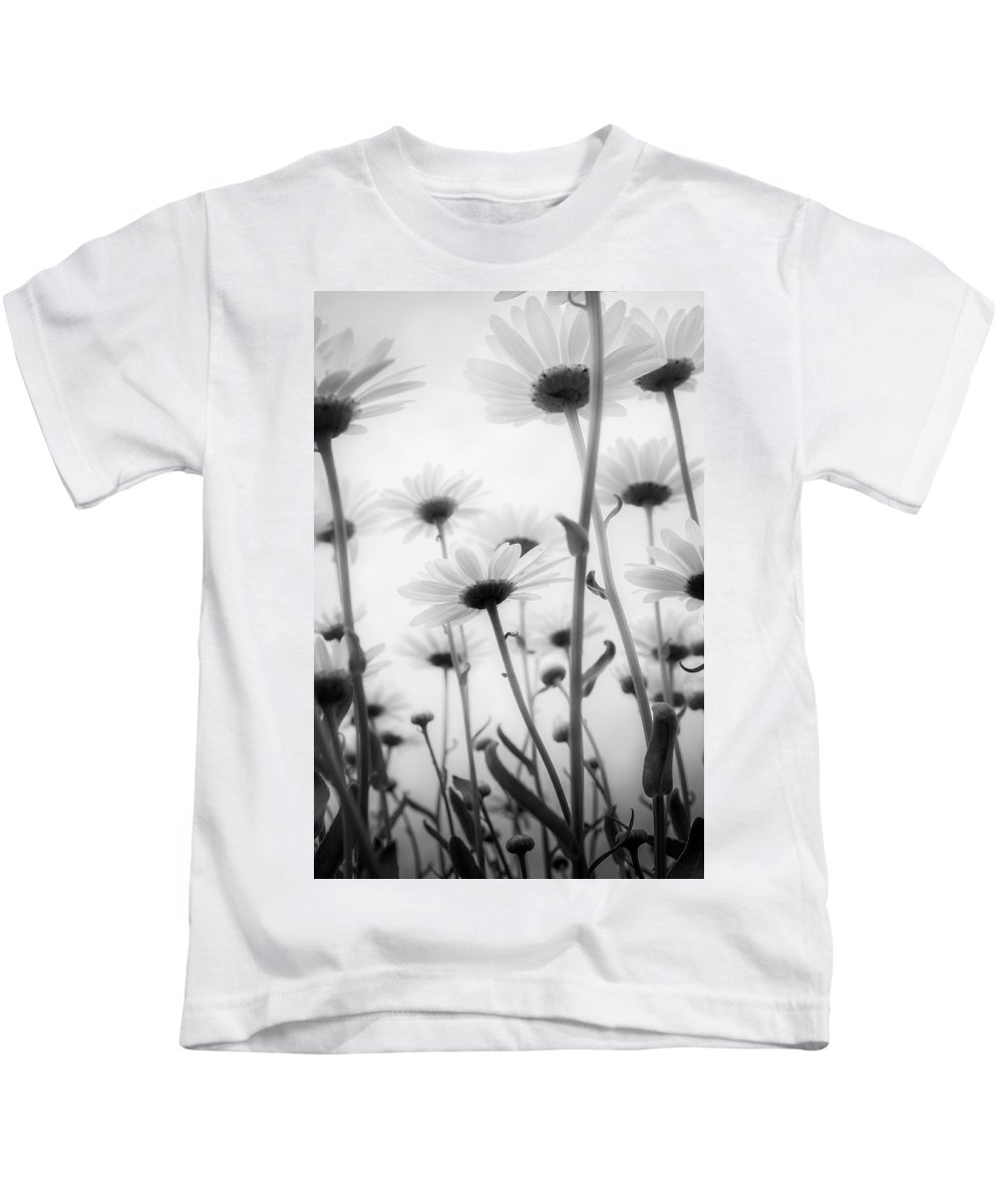 Flowers Kids T-Shirt featuring the photograph Flowers by David Jilek