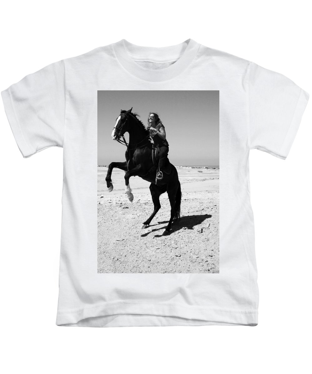 Jezcself Kids T-Shirt featuring the photograph For Years My Hopes by Jez C Self