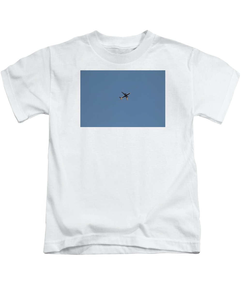 Fort Lauderdale Kids T-Shirt featuring the photograph Fort Lauderdale, Usa by Paul James Bannerman