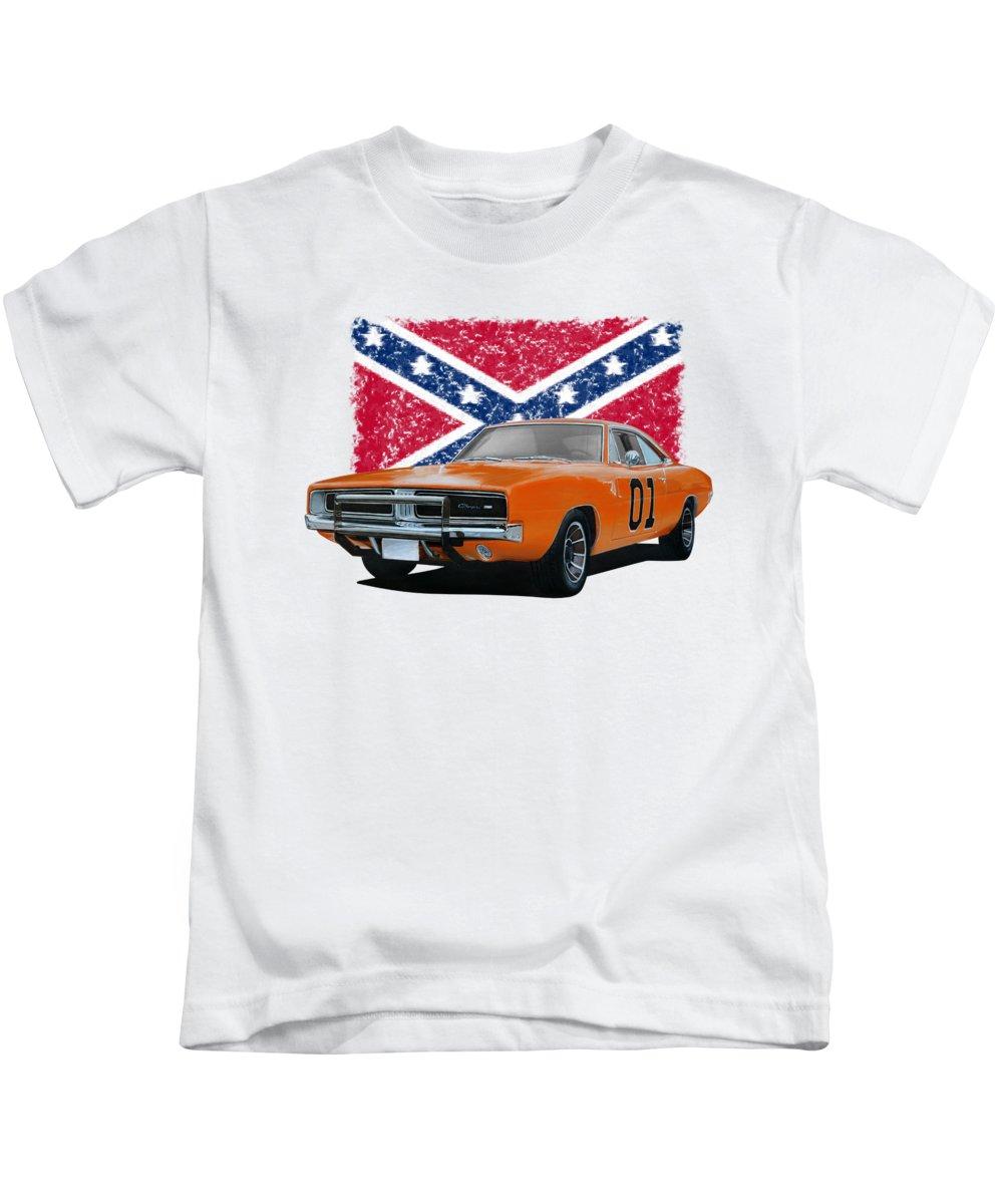 Dodge Kids T-Shirts