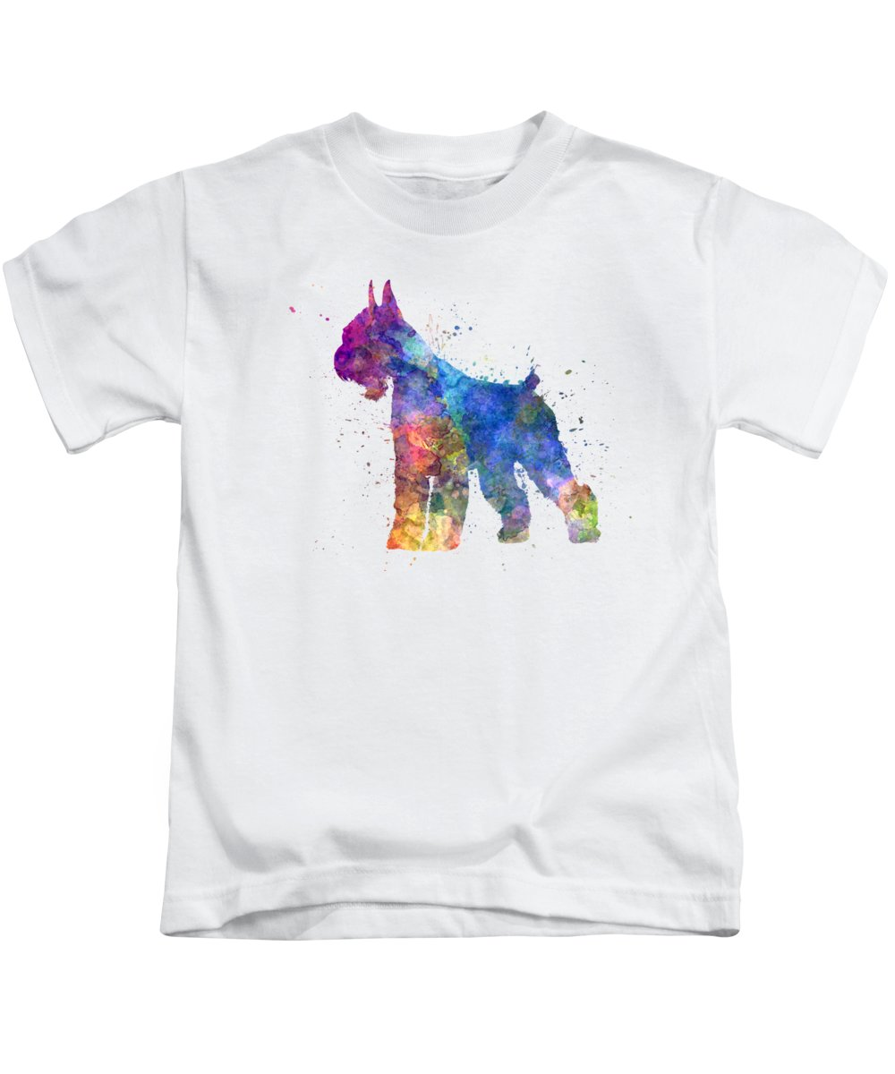 Giant Paintings Kids T-Shirts